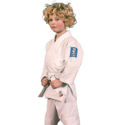 Fighting Films judogi hajime