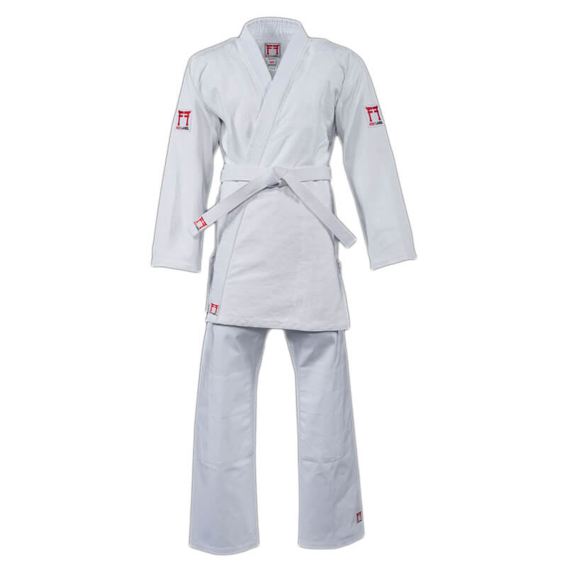 judogi-Fighting-Films-Red-Label-bianco-bambino