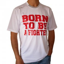 Fight Club Italy T-shirt Uomo Liverpool bianco rosso fighter Errea