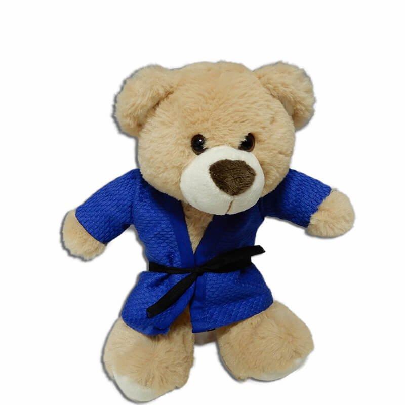 fight-club-italy-peluches-fighting-bear-marrone-chiaro-judogi-blu