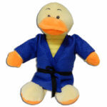 Peluche Fighting Duck