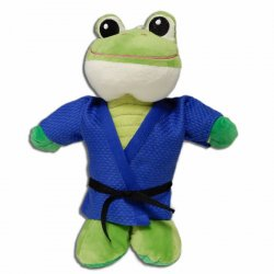 fight-club-italy-peluches-fighting-frog-judogi-blu
