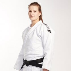 JUDOGI IPPON GEAR LEGEND SLIM BIANCO