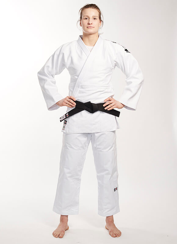 JUDOGI IPPON GEAR LEGEND BIANCO