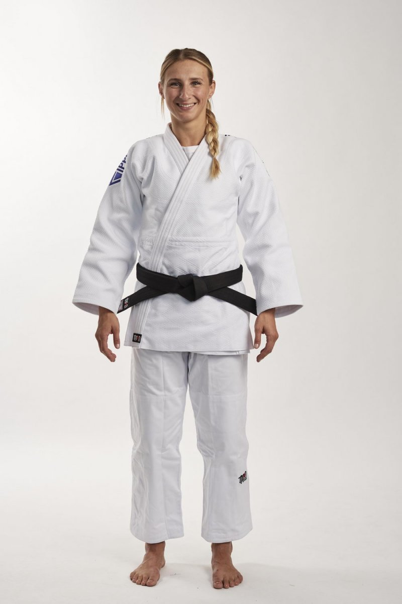IPPON GEAR FIGHTER LEGENDARY BIANCO SLIM giacca