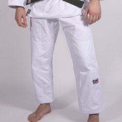 IPPON GEAR FIGHTER Bianco - Pantaloni