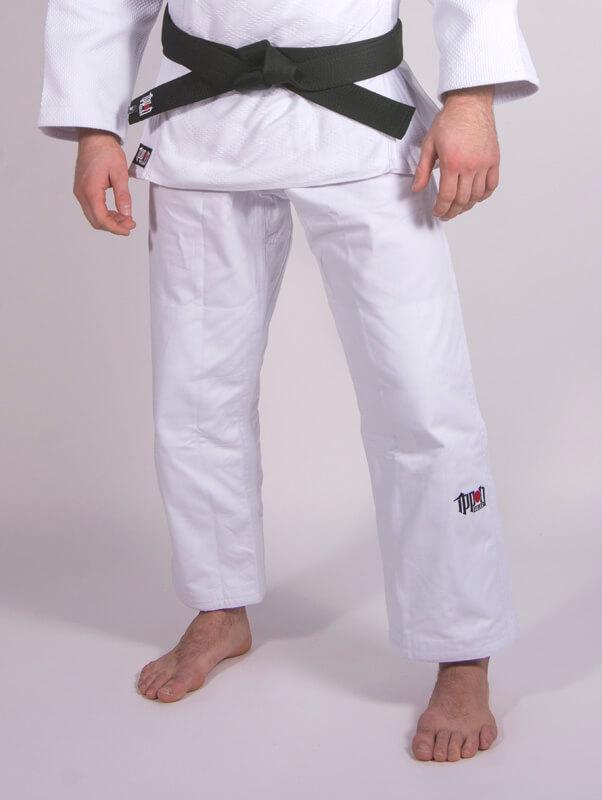 IPPON GEAR FIGHTER Bianco - Pantaloni