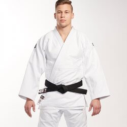 JUDOGI IPPON GEAR LEGEND REGULAR BIANCO
