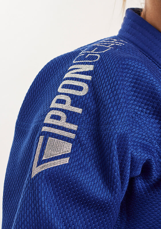 JUDOGI IPPON GEAR FIGHTER LEGENDARY BLU SLIM