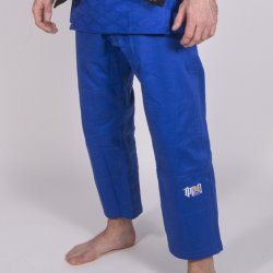 JUDOGI IPPON GEAR FIGHTER Blu - Pantaloni