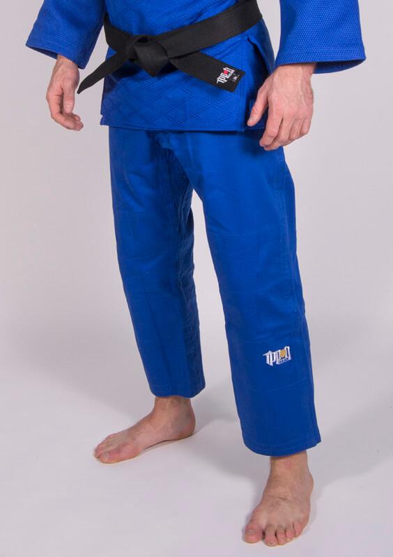 JUDOGI IPPON GEAR FIGHTER Blu - Pantaloni
