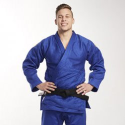 JUDOGI IPPON GEAR LEGEND REGULAR BLU