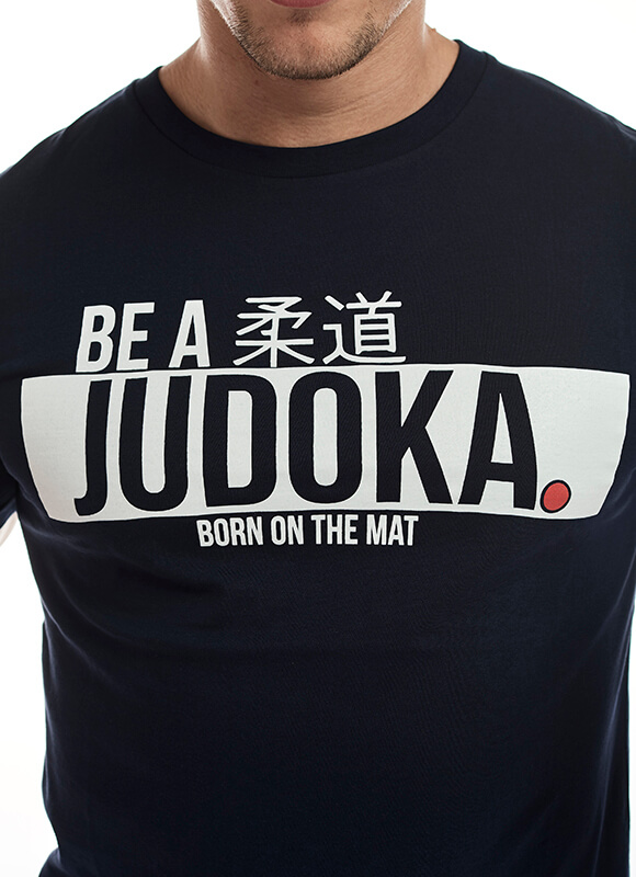 IPPON GEAR T-SHIRT NAVY